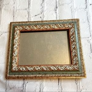 Beautiful Italian style Picture frame. 5 x 7